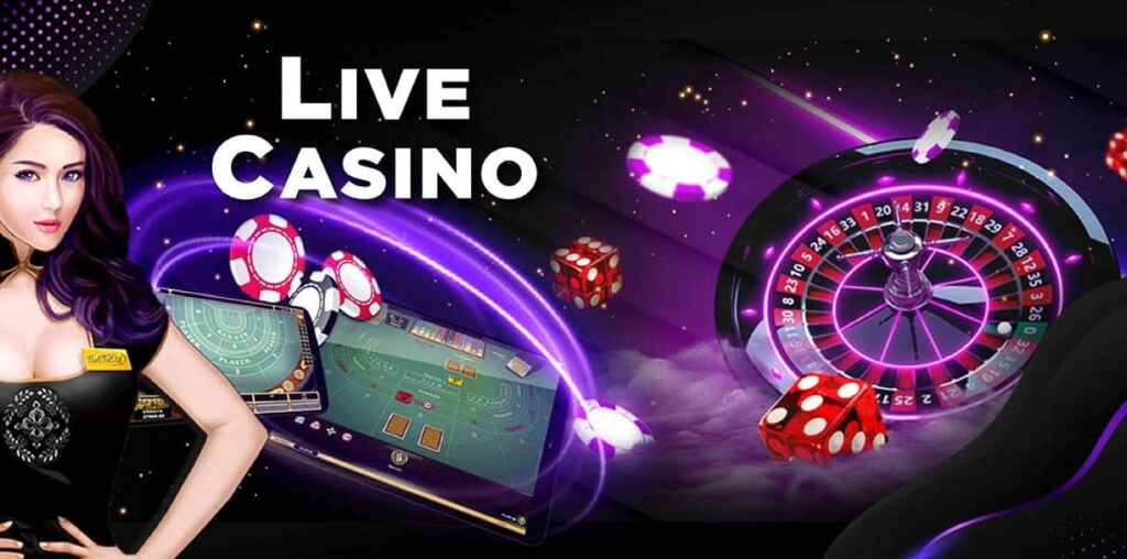 Live Casino Bonus NJ