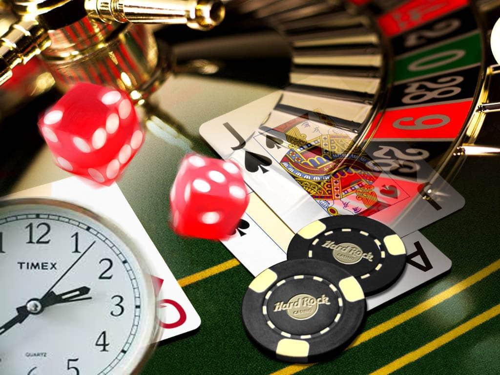 Gambling Managing Time