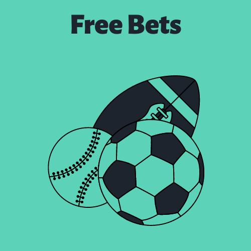 Free Bets Bonuses